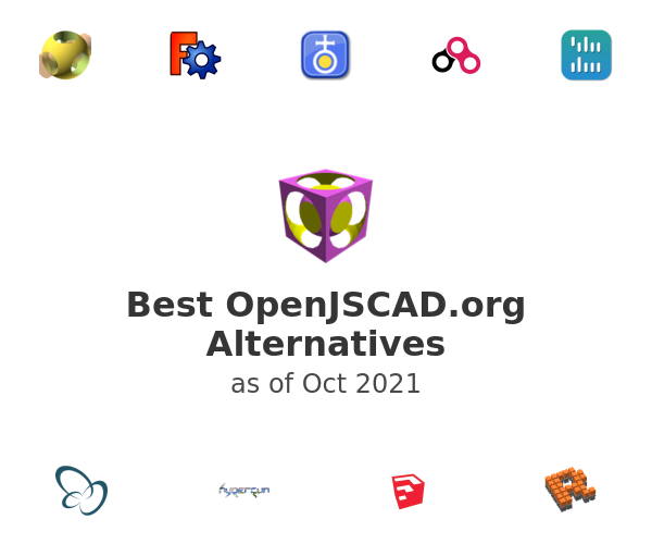 Best OpenJSCAD.org Alternatives