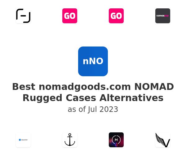 Best NOMAD Rugged Cases Alternatives