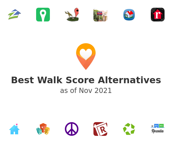 Best Walk Score Alternatives