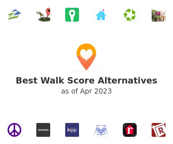 Best Walk Score Alternatives