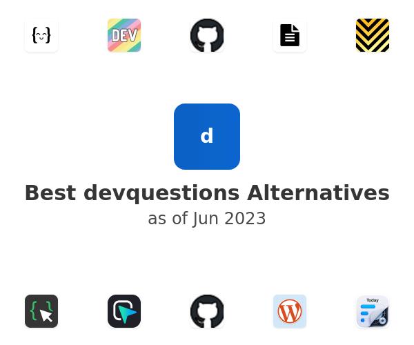 Best devquestions Alternatives
