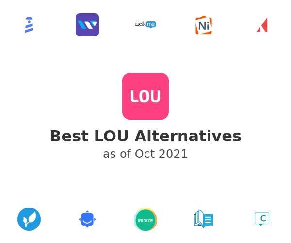 Best LOU Alternatives