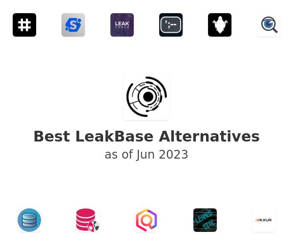 Best LeakBase Alternatives
