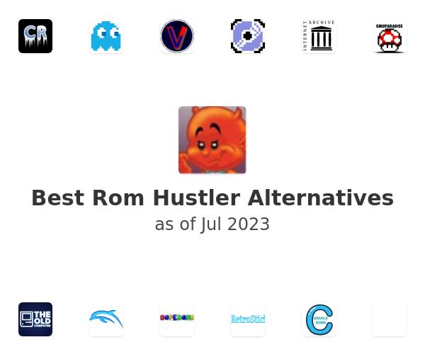 Best Rom Hustler Alternatives