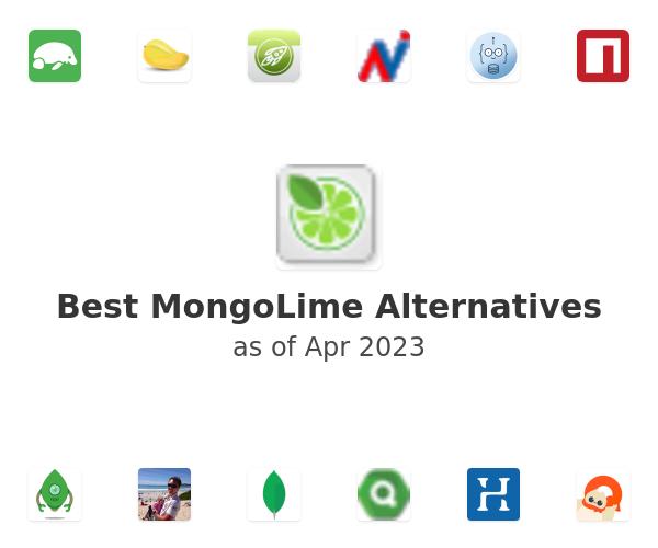 Best MongoLime Alternatives
