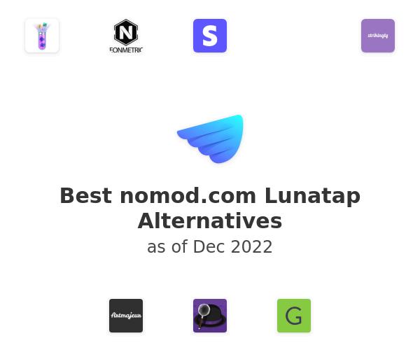 Best nomod.com Lunatap Alternatives