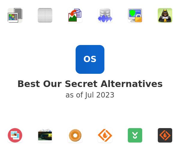 Best Our Secret Alternatives