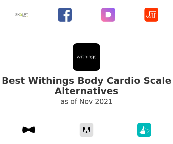 Best Withings Body Cardio Scale Alternatives