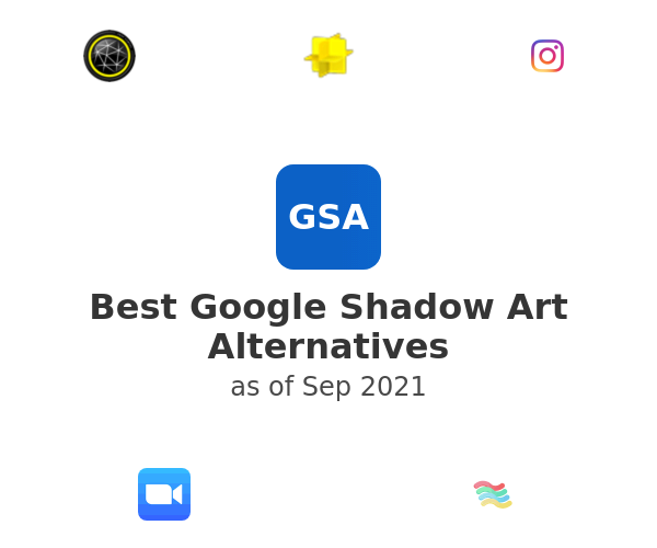 Best Google Shadow Art Alternatives
