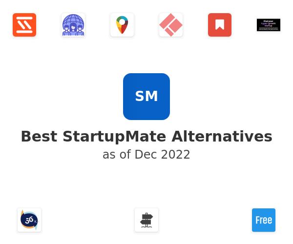 Best StartupMate Alternatives