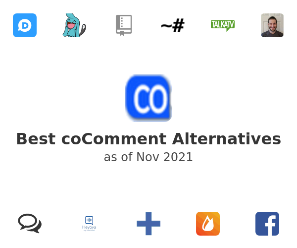 Best coComment Alternatives