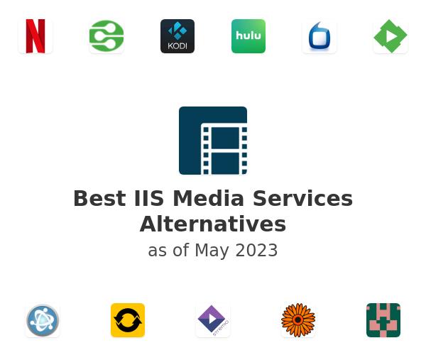 Best IIS Media Services Alternatives