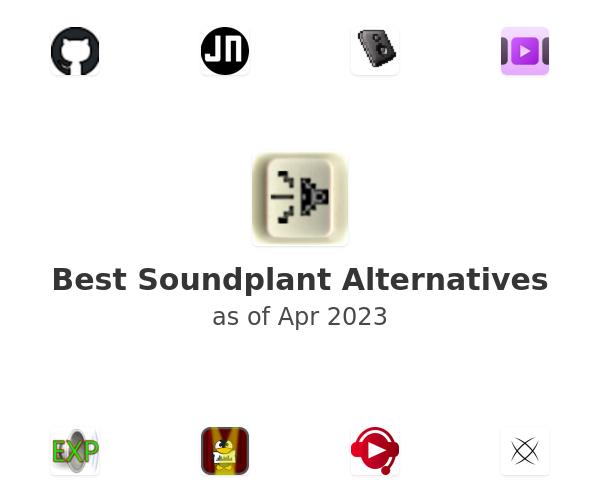 Best Soundplant Alternatives