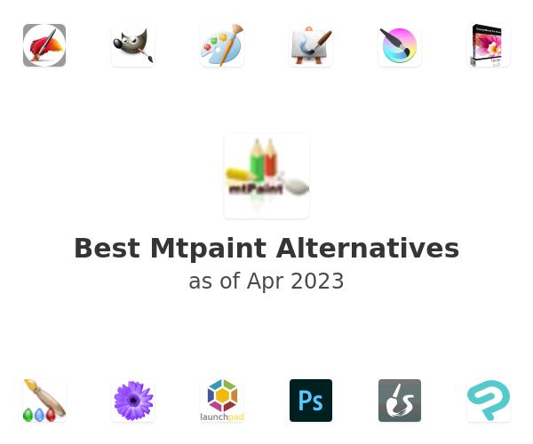 Best Mtpaint Alternatives