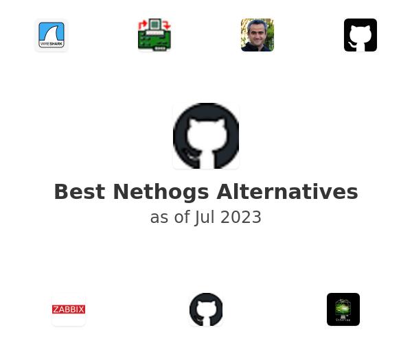 Best Nethogs Alternatives