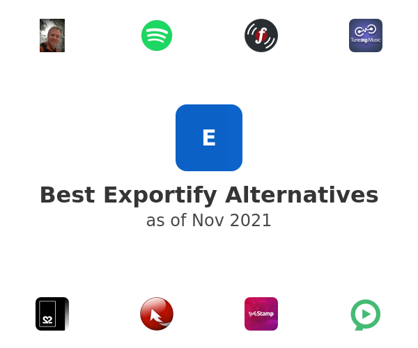 Best Exportify Alternatives