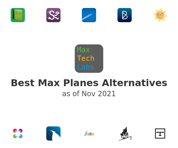 Best Max Planes Alternatives