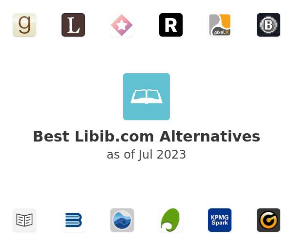 Best Libib.com Alternatives