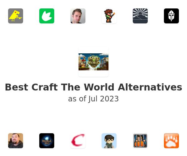 Best Craft The World Alternatives