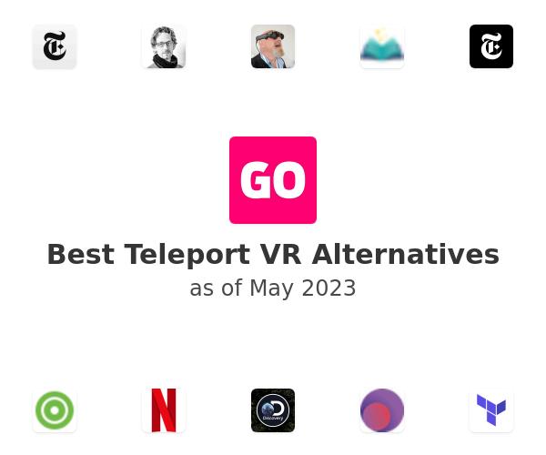 Best Teleport VR Alternatives