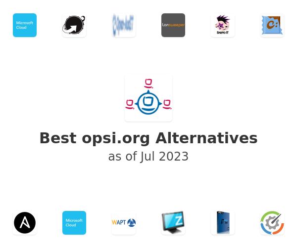 Best opsi.org Alternatives