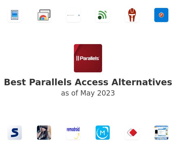 Best Parallels Access Alternatives