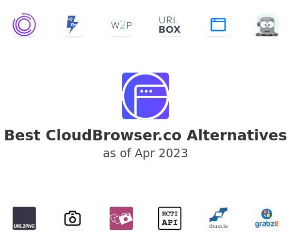Best CloudBrowser.co Alternatives