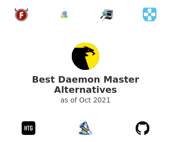 Best Daemon Master Alternatives