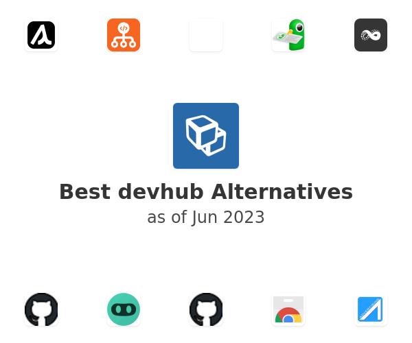 Best devhub Alternatives