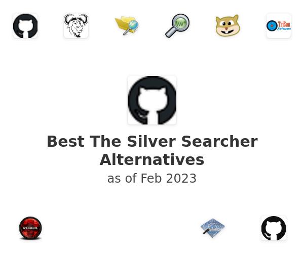 Best The Silver Searcher Alternatives