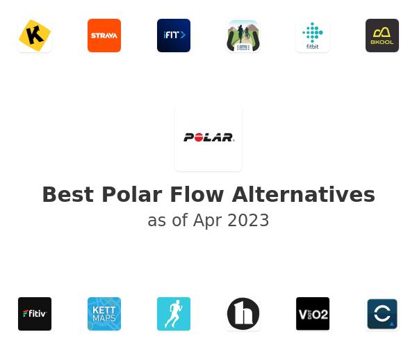 Best Polar Flow Alternatives