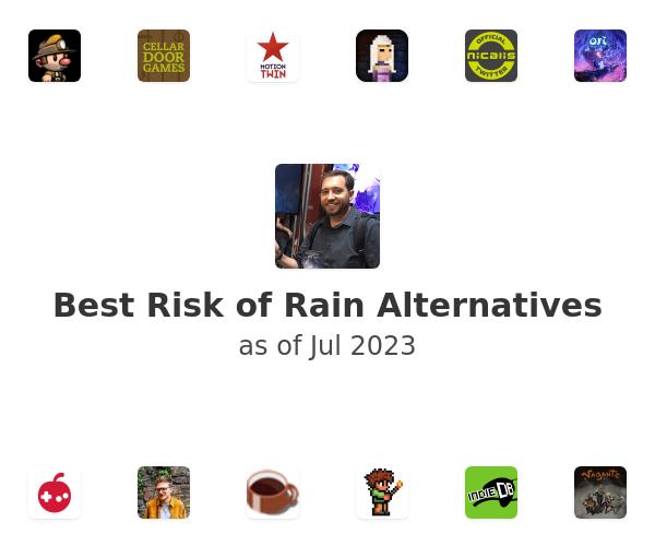 Best Risk of Rain Alternatives
