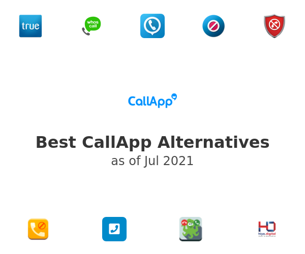 Best CallApp Alternatives