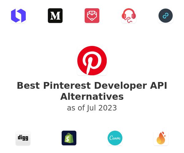 Best Pinterest Developer API Alternatives