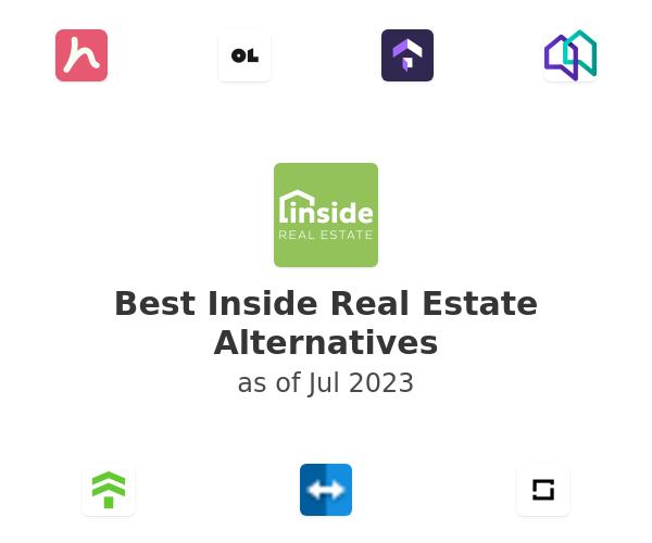Best Inside Real Estate Alternatives