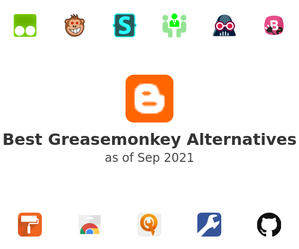 Best Greasemonkey Alternatives