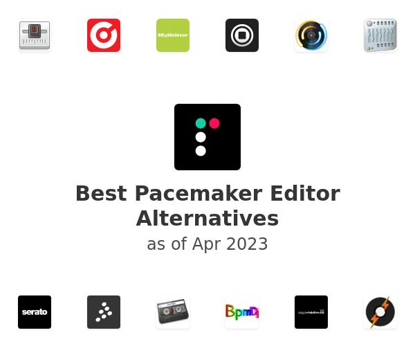 Best Pacemaker Editor Alternatives
