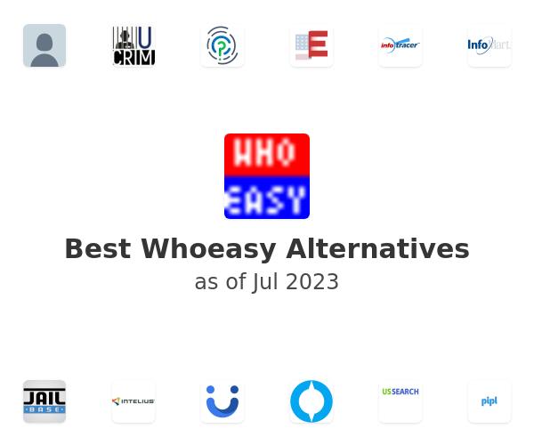 Best Whoeasy Alternatives