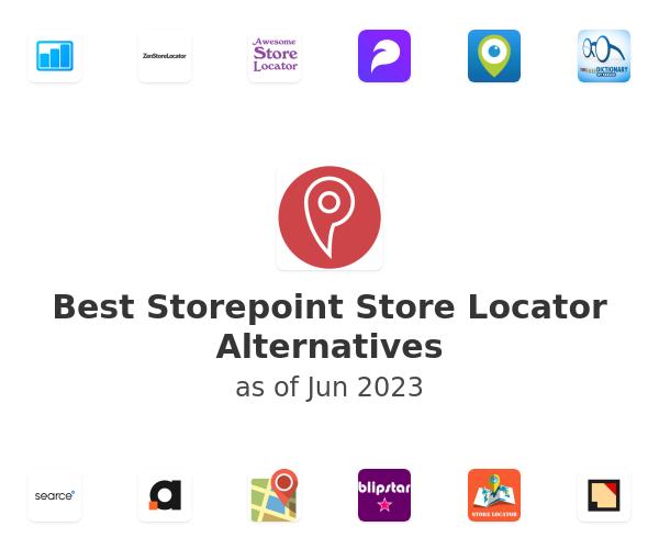 Best Storepoint Store Locator Alternatives