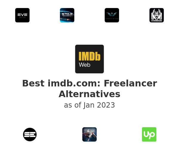 Best imdb.com: Freelancer Alternatives