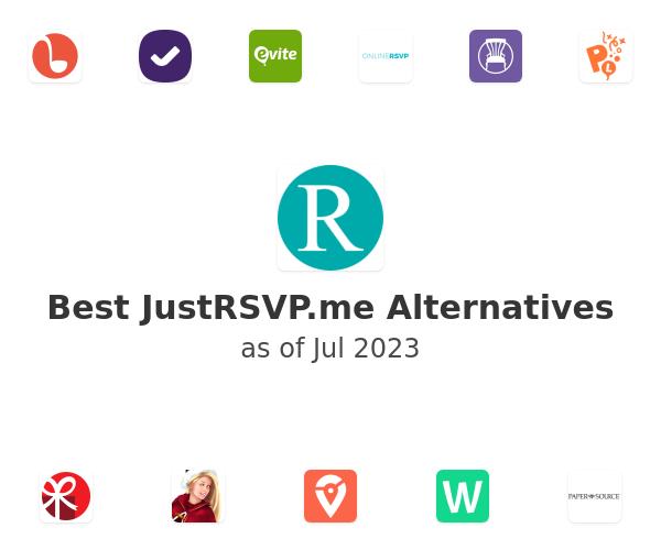 Best JustRSVP.me Alternatives