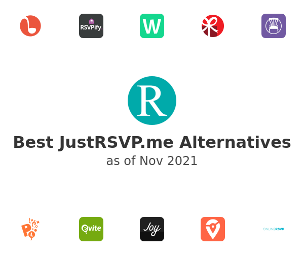 Best JustRSVP.me Alternatives
