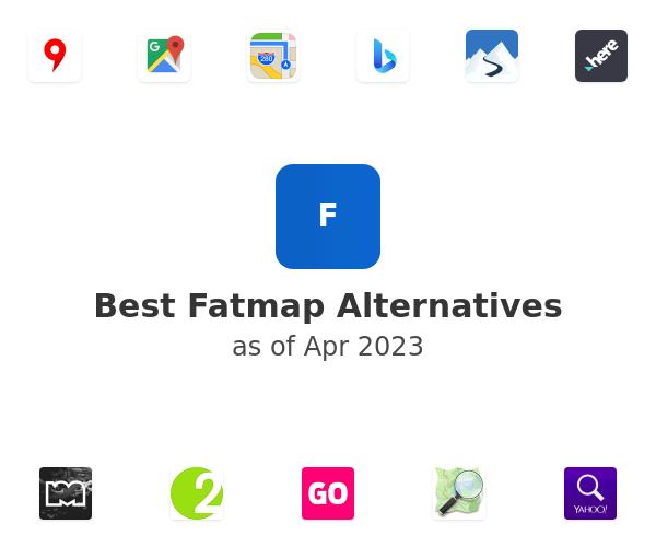 Best Fatmap Alternatives