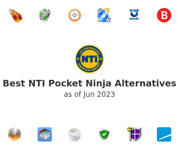 Best NTI Pocket Ninja Alternatives