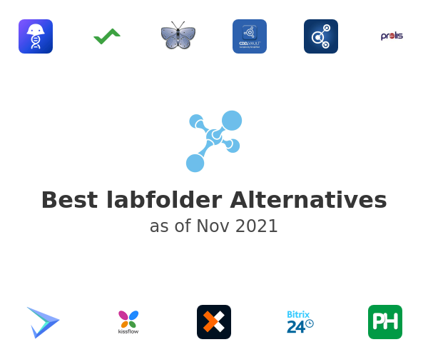 Best labfolder Alternatives