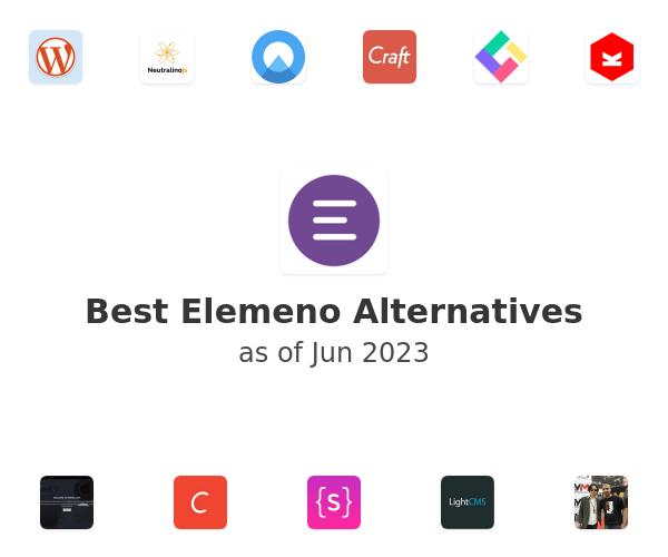 Best Elemeno Alternatives