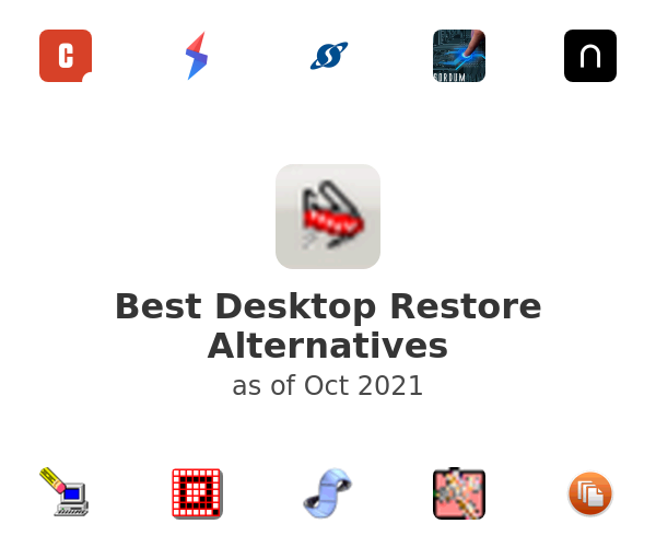 Best Desktop Restore Alternatives