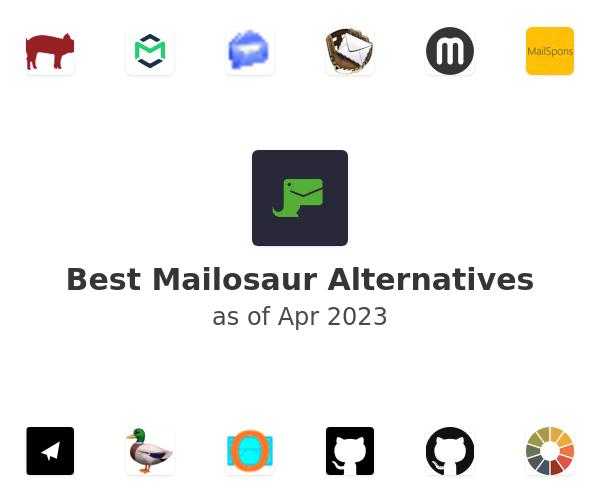 Best Mailosaur Alternatives