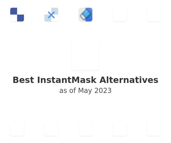 Best InstantMask Alternatives