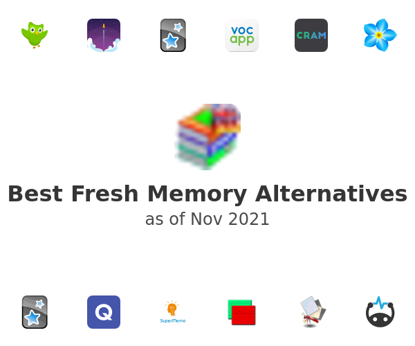 Best Fresh Memory Alternatives